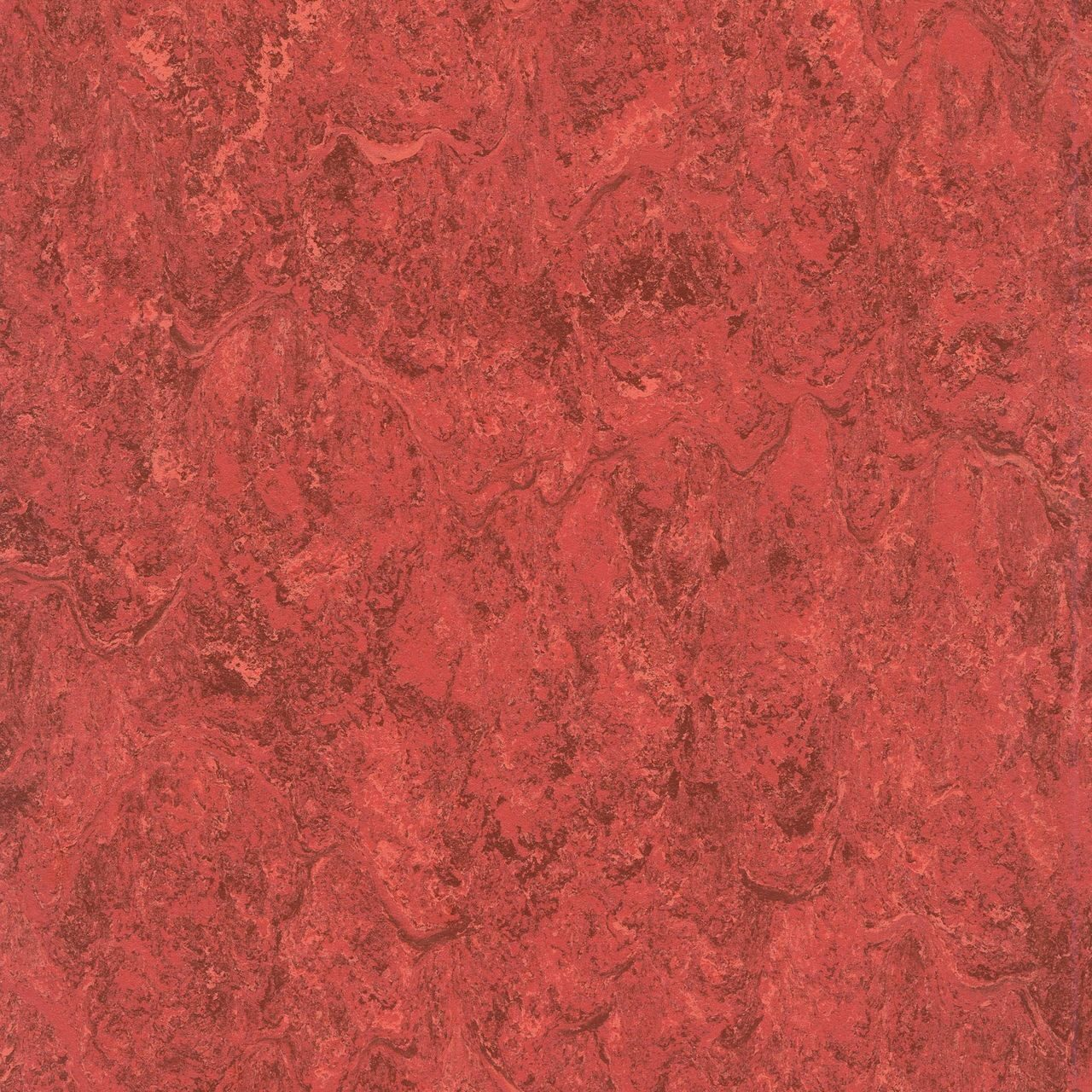 Marmorette 121-048 cranberry red